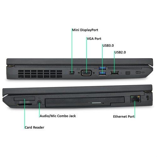 Lenovo ThinkPad T530 Core i7-2 9GHz, 8GB RAM, 256GB SSD, DVD, 15 6