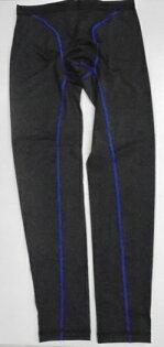[陽光樂活]PRO多功能緊身長褲HICOOL台灣製藍色FM50101-B