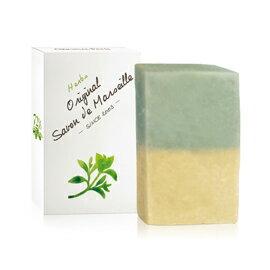 窩居小徑:草本馬賽皂|檸檬草園馬賽旅行皂25g±2.5g【OP窩居小徑】