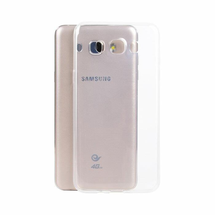 Ultimate-Samsung J7 2016 極致超薄點紋軟質三星手機果凍套防摔背蓋 保護殼 手機殼 手機軟殼 清水套
