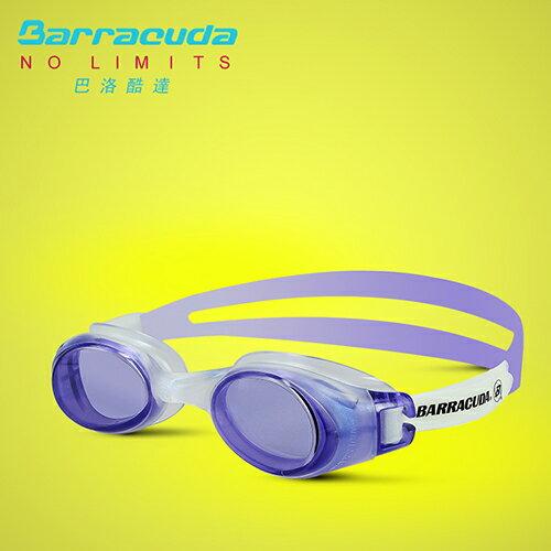 美國巴洛酷達Barracuda青少年運動型抗UV防霧泳鏡-SUBMERGE JR#12955 2