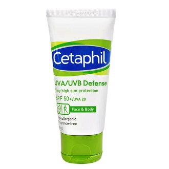 Cetaphil 舒特膚 極緻全護低敏防曬霜 50ml SPF50+/ UVA28【瑞昌藥局】012635