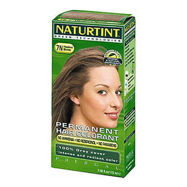 Naturtint 赫本 赫本染髮劑 7N亞麻淺棕色 155ml【瑞昌藥局】012101