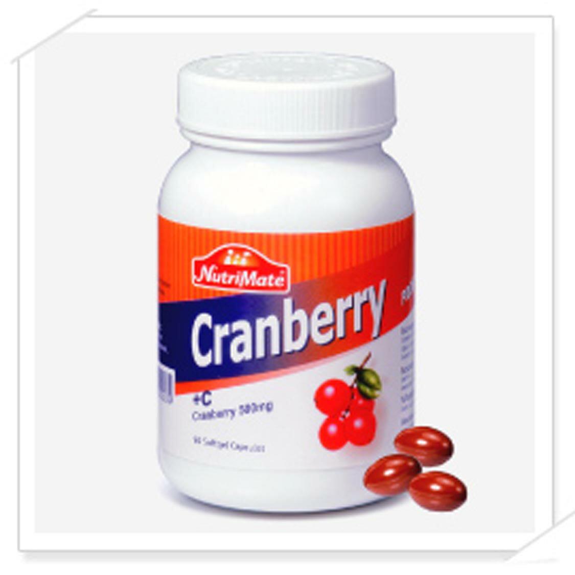 (預購) NutriMate 你滋美得 蔓越莓 90顆【瑞昌藥局】004239