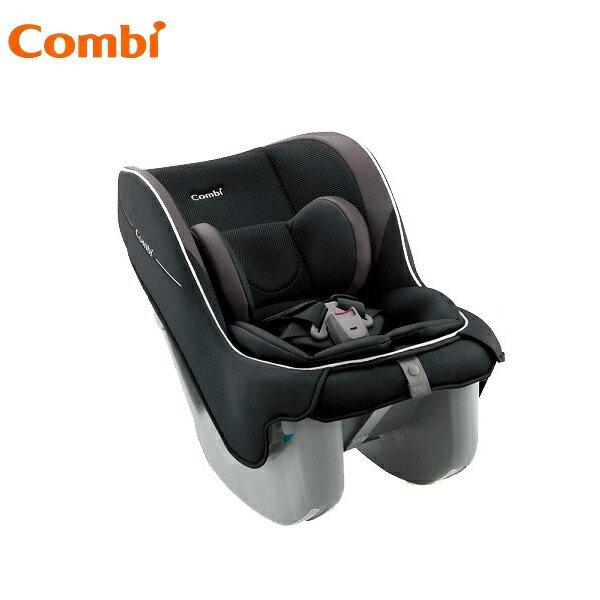 日本【Combi康貝】Coccoro EG 初生型安全汽座(汽車安全座椅)-莓果黑