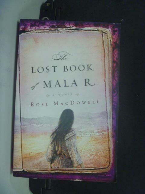 【書寶二手書T4/原文小說_HFP】The Lost Book of Mala R._Macdowell