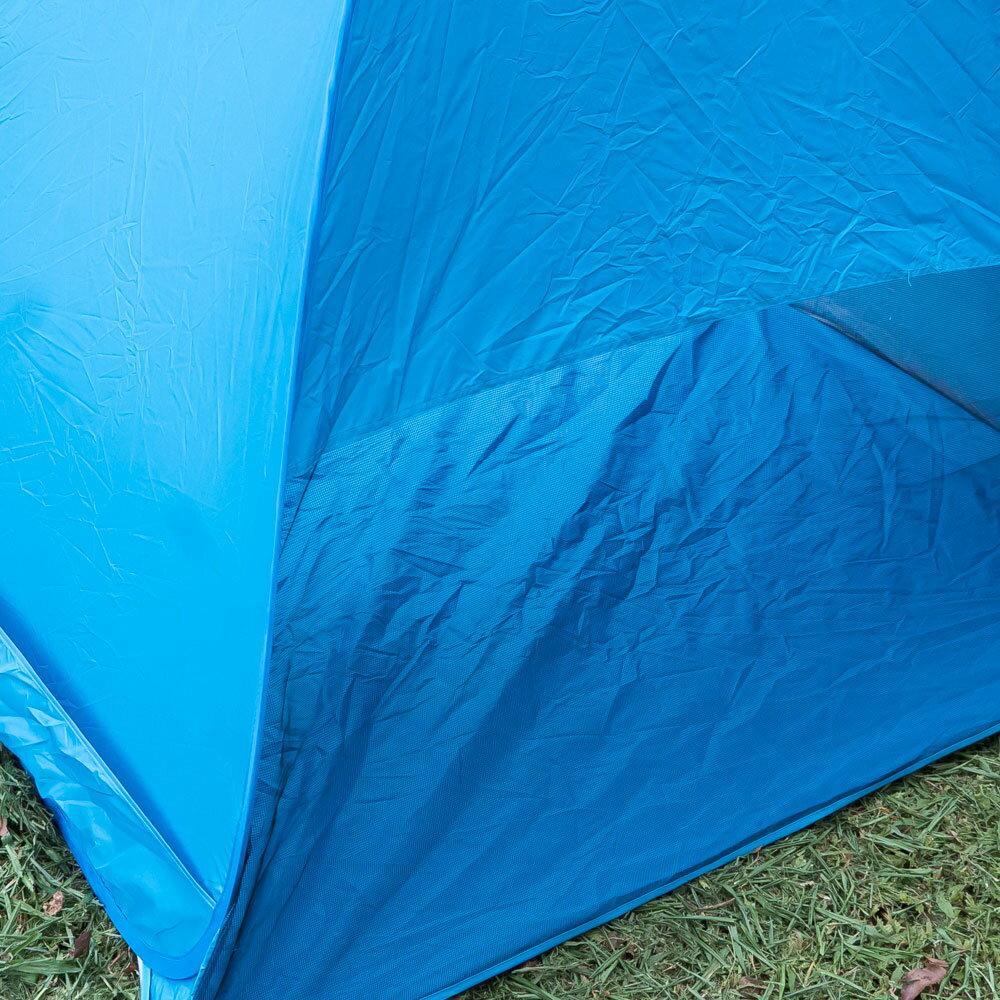 戶外海灘帳篷  長165cm寬150cm高110cm 輕巧好攜帶 4