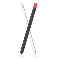 Apple Pencil 第二代專用 矽膠保護筆套 - 撞色款