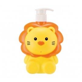 【淘氣寶寶】小獅王 辛巴 Simba瑞士小白花嬰兒泡泡浴露500ml (S2250)