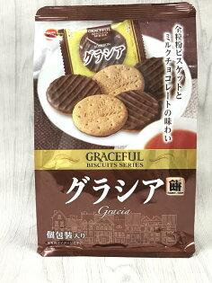 北日本牛奶巧克力雙味餅88g包