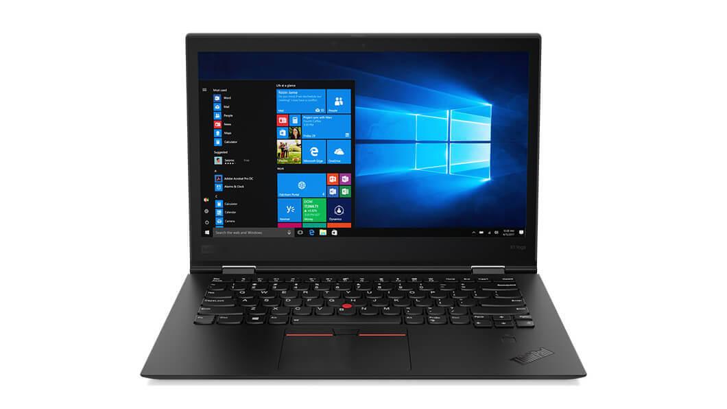 "Lenovo ThinkPad X1 Yoga 3rd Generation, 14.0"", i7-8650U, 16 GB RAM, 512GB SSD, Win 10 Pro 64 8"