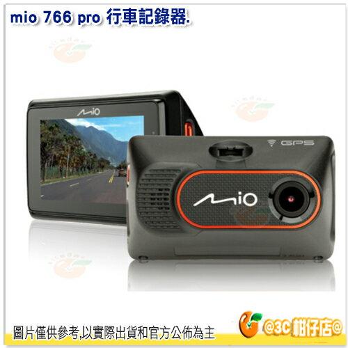 Mio MiVue 766Pro 行車紀錄器 公司貨 1080P 直播 大光圈 GPS測速 SONY感光 WIFI 行車記錄器
