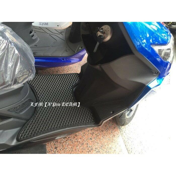 【LFM】汽車級腳踏墊 蜂巢 鬆餅 格子 雷霆S/ROMEO/Racings/G6/VJR/雷霆王/VJR125/Many