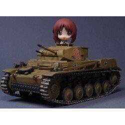 【預購】日本進口TAMIYA 田宮 模型 35009 德國 II號戰車 F/G型 5個人形士兵 1/35【星野日本玩具】