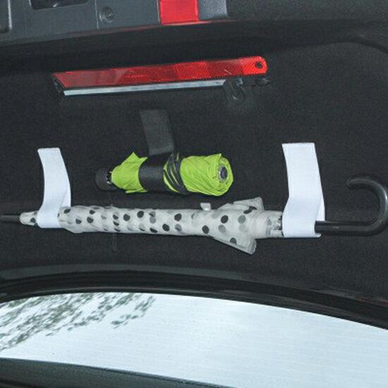 ♚MY COLOR♚汽車後車箱雜物固定魔鬼氈(兩入) 雜物 收納帶 多功能 收納 雨傘【N297】
