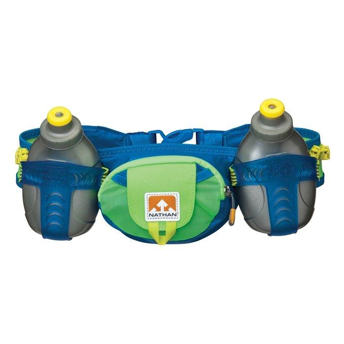 NATHAN Tral Mix雙水壺腰包 (藍色)