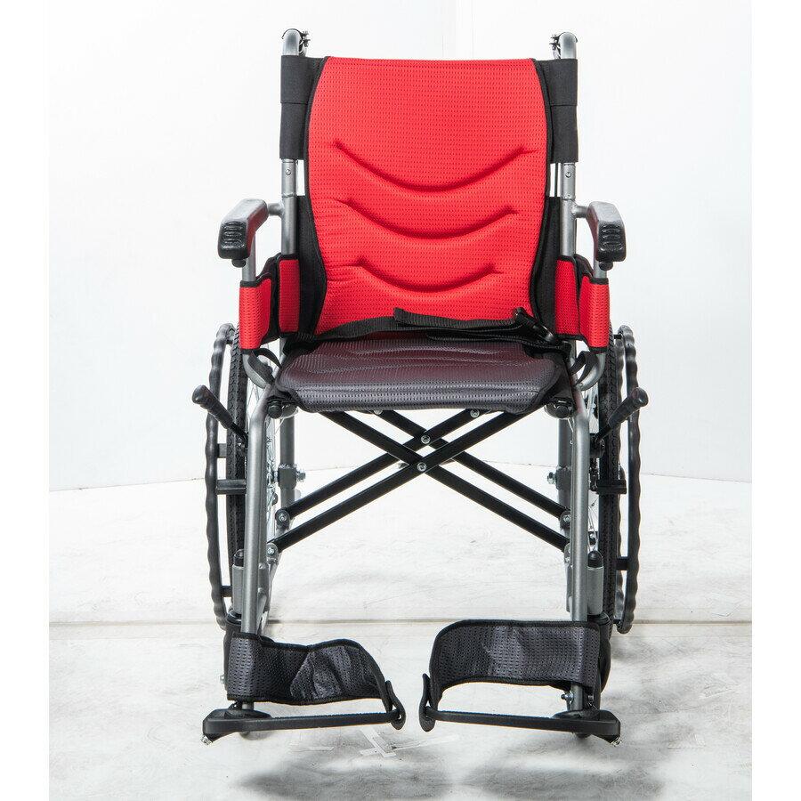 """永大醫療~""""均佳"""" JW-230-20 鋁合金輪椅..輕巧型 ~6312元~"""
