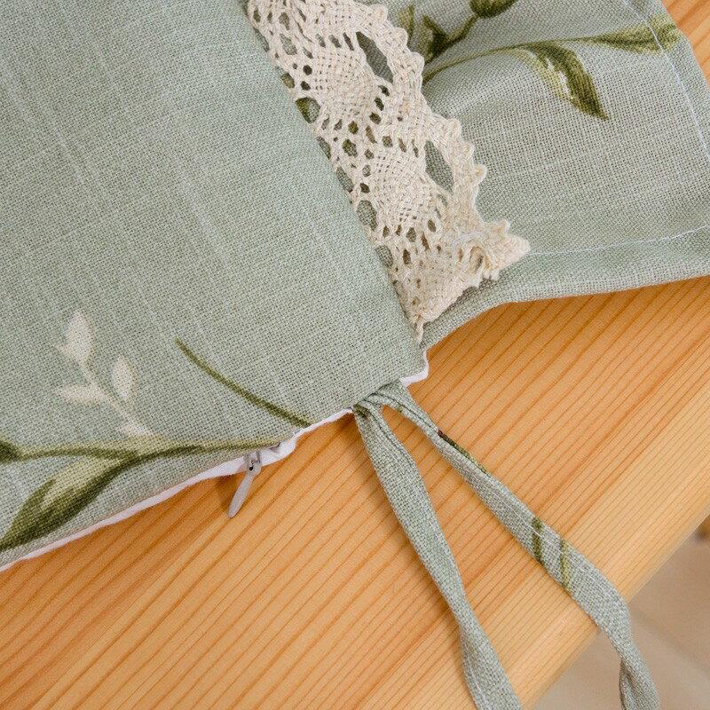 椅子椅套凳子套罩家用餐桌座椅餐椅套椅罩凳套凳罩通用清新小碎花 艾琴海小屋