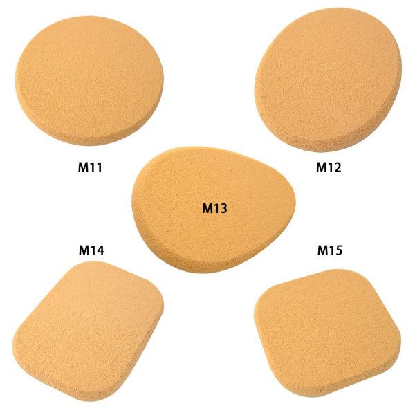 COSMOS兩用粉餅海綿#M11#M12#M13#M14#M15☆真愛香水★