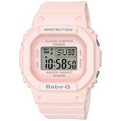 CASIO/2017冬季新款 Baby G BGD-560-4JF/手錶/ 粉紅/BGD-560-4JF-日本必買 日本樂天代購(7170*0.2)