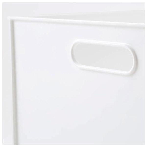 收納盒 直式半格型 N INBOX WH NITORI宜得利家居 4