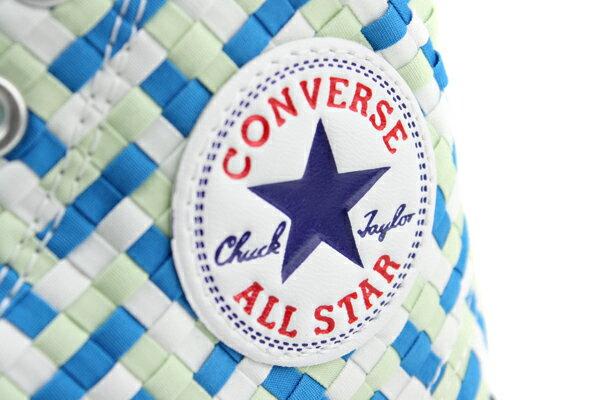 CONVERSE Chuck Taylor All Star 休閒鞋 藍綠 女款 552908C no266 3