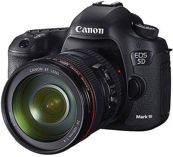 送Sandisk Extreme Pro 64G95M+快門線+NLP1等好禮 Canon EOS 5D Mark III KIT 含 24-105mm 5D3 5DIII 5DMARKIII 彩虹公..