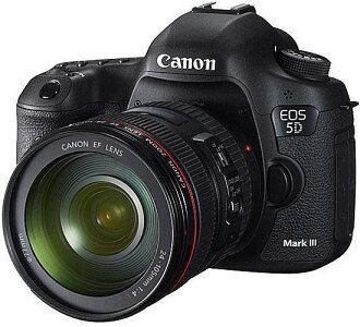 10/31止申請送120G硬碟+3千圓郵政禮卷 Canon EOS 5D Mark III KIT 含 24-105mm 5D3 5DIII 5DMARKIII 彩虹公司貨 再送Sandisk Ext..