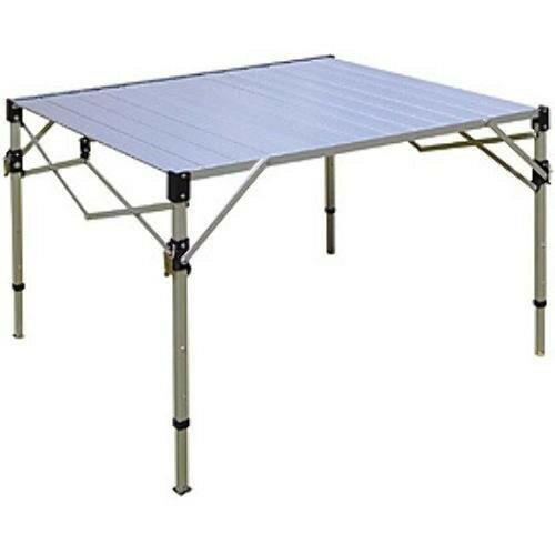 【悠遊戶外】贈桌巾 TAB-980H 加粗改良 鋁合金蛋捲桌折疊桌 速可搭 0