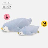 日本 LivHeart Premium Nemu nemu超夯療癒動物抱枕/M-L/企鵝-日本必買 代購/日本樂天代購(2786-3568*0.7)。件件免運-日本樂天直送館-日本商品推薦