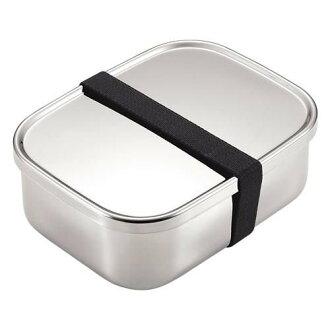 *新品上市*日本製 日本知名 工房AIZAWA 不銹鋼便當盒-中670ml
