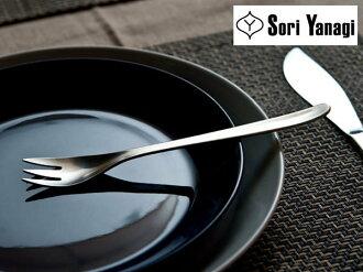 *新品上市*日本製* 柳宗理 Sori Yanagi 餐具 不鏽鋼 18.3cm 餐叉-B