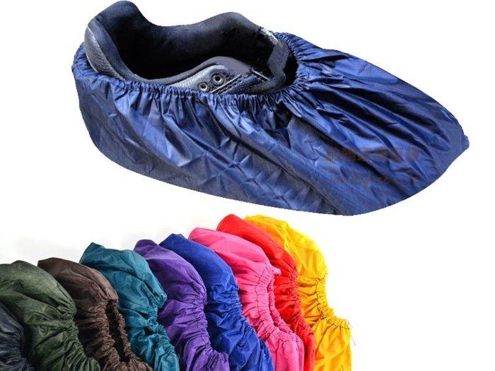 約翰家庭百貨》【E0023】加厚耐磨防水鞋套 雨鞋套 洗車鞋套 可機洗 一雙價格 隨機出貨