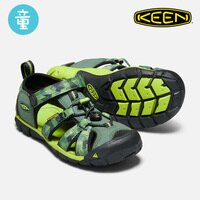 keen兒童鞋推薦推薦到KEEN 童款 織帶涼鞋Seacamp II CNX 1018113 / 城市綠洲 (KID、輕量、戶外休閒鞋、運動涼鞋)就在城市綠洲推薦keen兒童鞋推薦