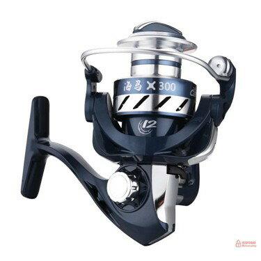免運 捲線器 漁輪魚線輪紡車輪全金屬線杯漁線輪魚輪路壓輪海釣魚輪