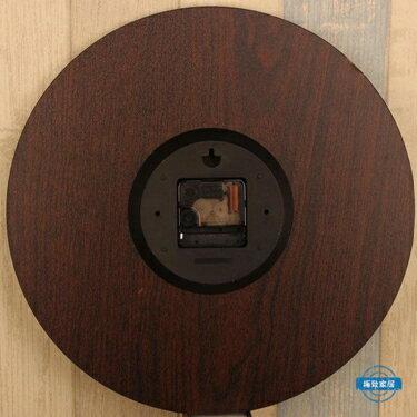 免運 掛鐘復古鐘錶掛鐘客廳木質懷舊掛錶臥室辦公室裝飾品靜音時鐘創意掛件