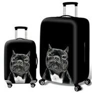 免運 行李箱套保護套拉桿箱旅行箱男女罩2024寸28寸高彈力加厚印花貓狗