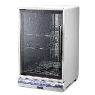 尚朋堂微電腦超大容量紫外線三層烘碗機(SD-4588)