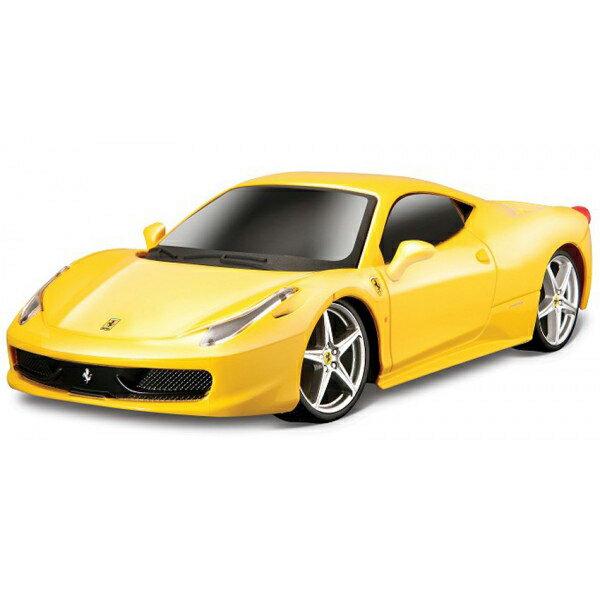 【Bburago 】模型車 1 / 24法拉利-458 ITALIA 跑車 模型車 - 限時優惠好康折扣