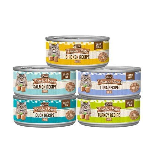 【單罐】Merrick奇跡 無穀貓用主食餐罐85g‧不含穀物、防腐劑‧貓罐頭