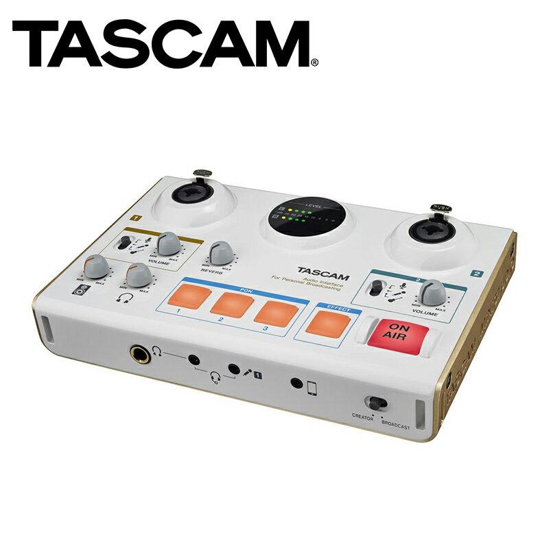 ◎相機專家◎ TASCAM 達斯冠 US-42 MiNiSTUDIO CREATER 錄音介面 動態 基礎錄音 公司貨