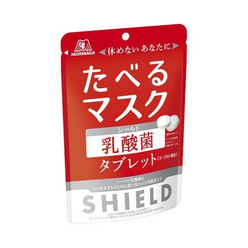 日本*森永SHIELD乳酸菌錠糖33G