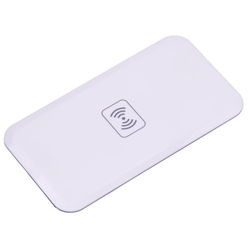 White QI Wireless Charger Charging Pad For Samsung Galaxy Note 5 S6 Edge LG G4 iPhone 1