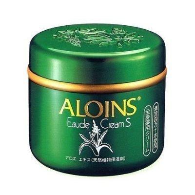 ◎LY愛雅日貨代購◎ 日本代購 ALOINS 雅洛茵斯 天然蘆薈保濕乳霜 210g 限量包裝