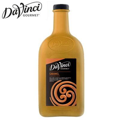【Davinci】焦糖風味淋醬(2公升)