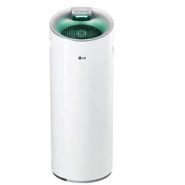 ◤贈原廠濾網組◢【LG樂金】韓國原裝進口 圓柱型空氣清淨機 (超淨化大白) PS-W309WI