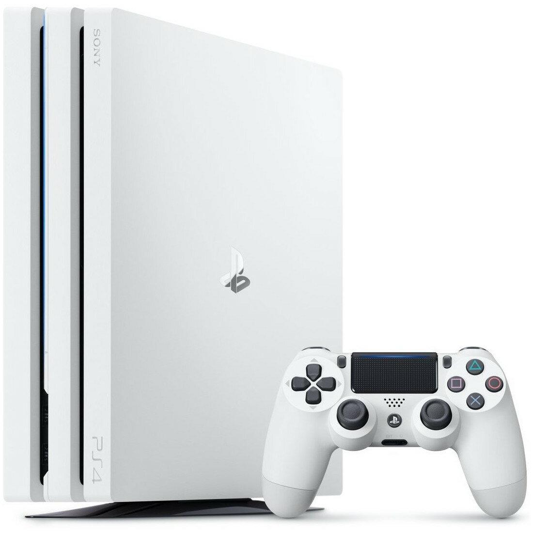 Sony PlayStation 4 Pro 1TB Destiny 2 Bundle Limited Edition Console White 0