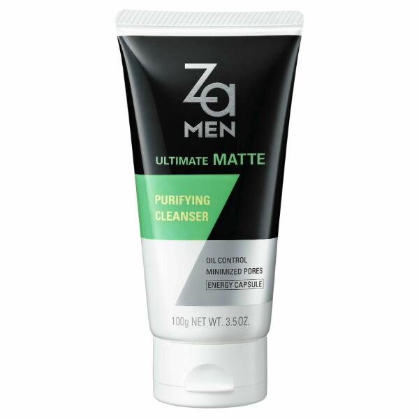 Za MEN高效抗油光洗面皂100g
