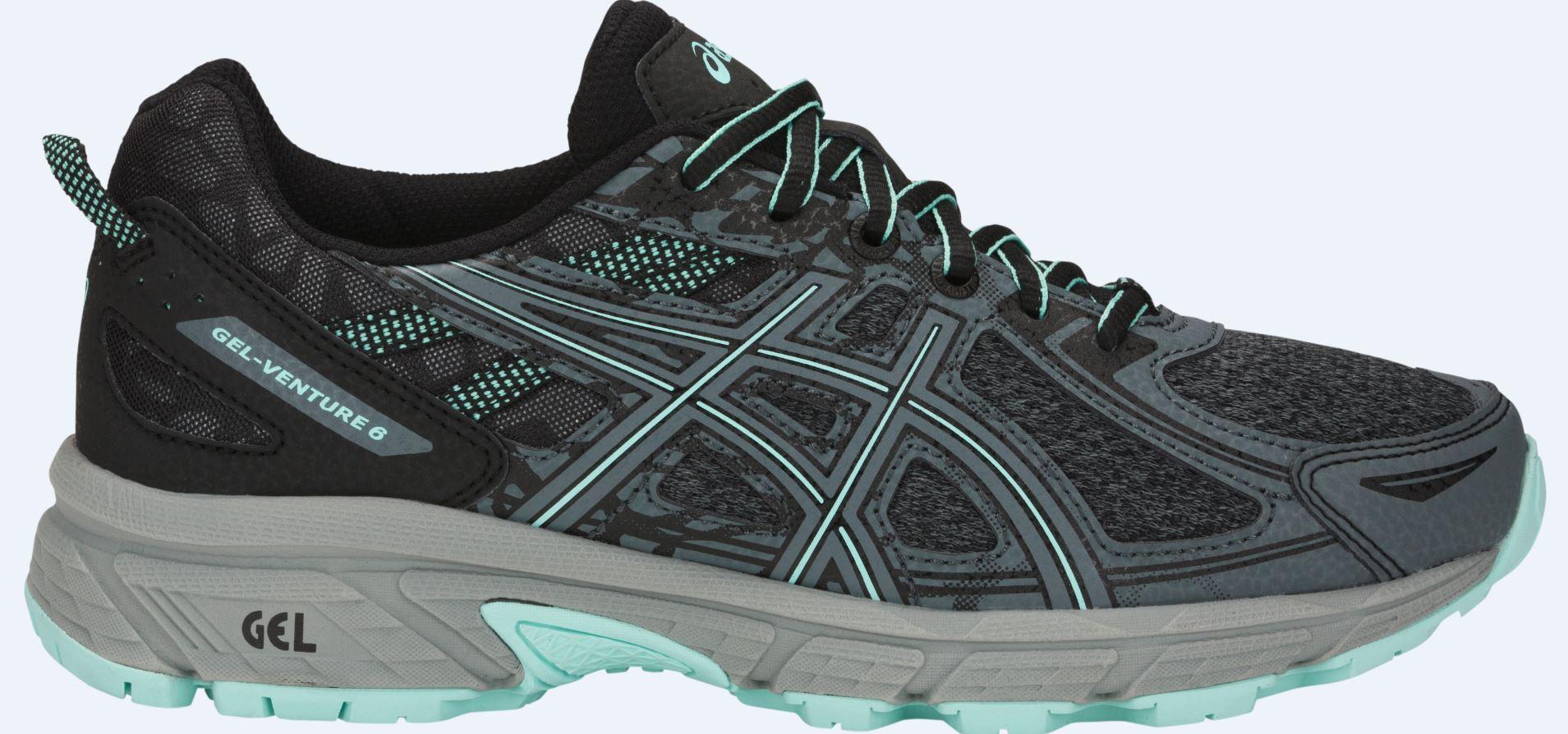 528dce7be2 ASICS: ASICS Women's GEL-Venture 6 MX Running Shoes 1012A504 ...