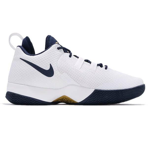 【NIKE】AMBASSADOR X 籃球鞋 運動鞋 男鞋 白色 -AH7580100